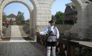 Poarta Castru Roman