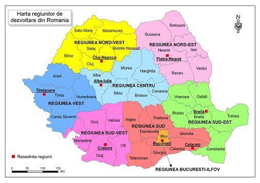 Planul De Reorganizare Administrativ Teritorială A Romaniei Ce