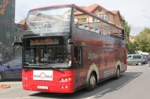 autobuz cu etaj