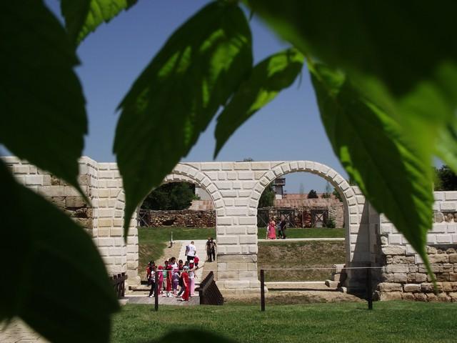 Poarta Castrului Roman