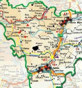 Harta Harta Rutiera Alba