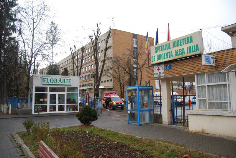 spital judetean alba