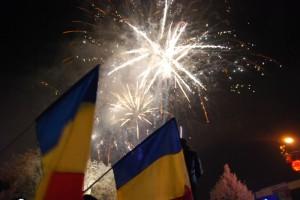artificii 1 decembrie