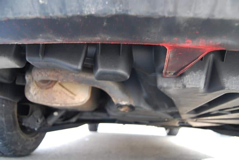 toba esapament auto poluare