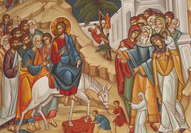 Icoana-Intrarii-Domnului-in-Ierusalim