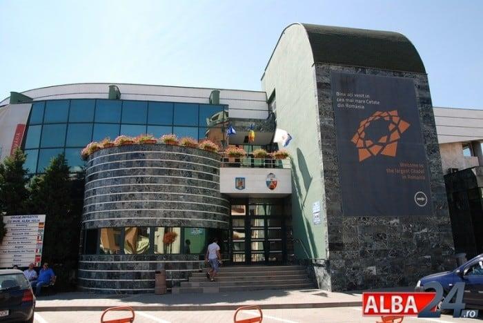 sediu Primaria Alba Iulia