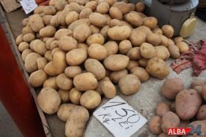 cartofi, piata