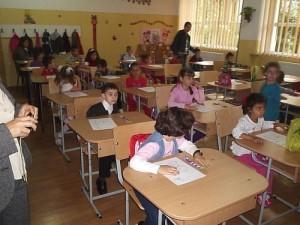 copii clasa pregatitoare
