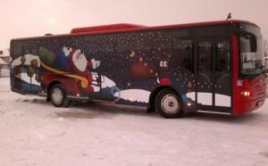 autobuz STP mos craciun