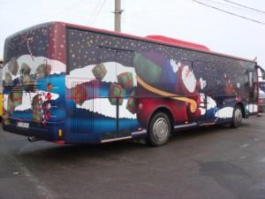 autobuz mos craciun