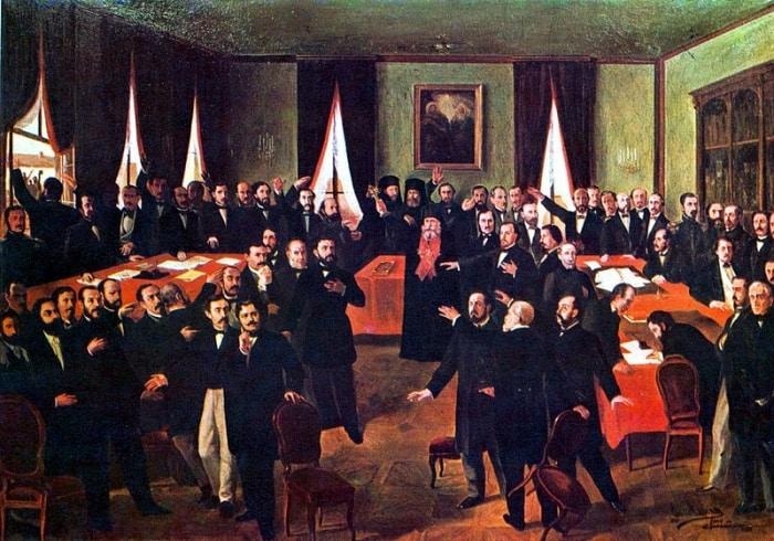24 Ianuarie 1859 Mica Unire Primul Pas Spre România