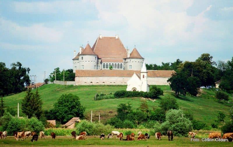 castel jidvei