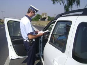 actiune politia