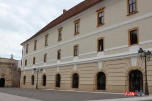 Centrul militar Judetean Alba