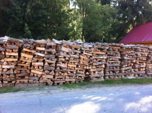 lemne, material lemnos,