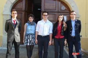 consiliul judetean al elevilor alba