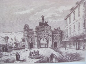 GRAVURA, POARTA III