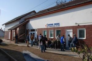 centrul social de urgenta alba iulia, adapost pentru oamenii strazii