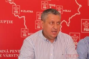 Ioan Dîrzu, lider PSD