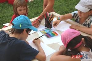 copii, desene