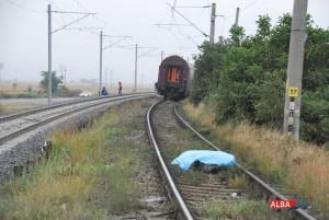 mort, cale ferata