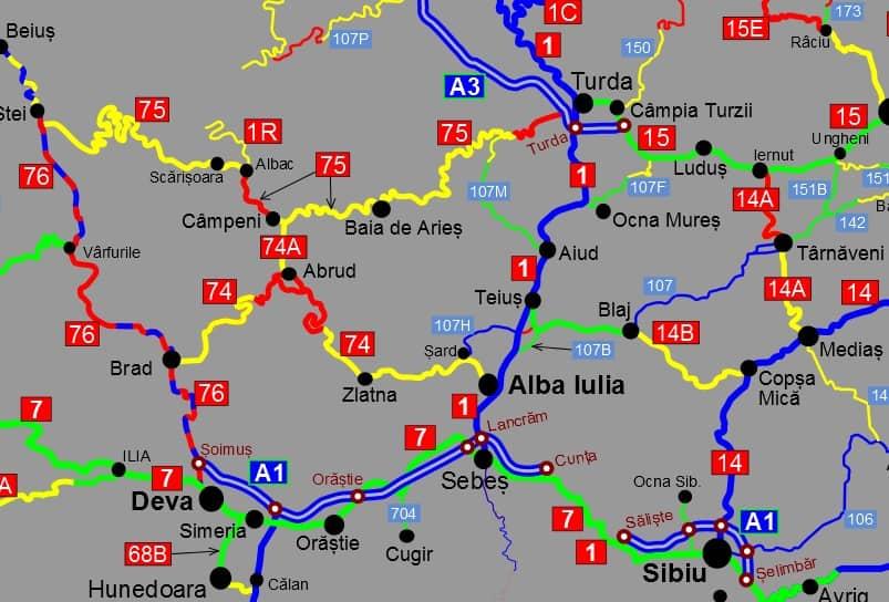 Starea Drumurilor Aflate In Administrația Consiliului Județean