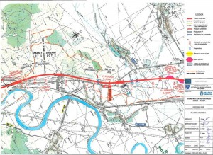 Autostrada sebes turda harta alba iulia