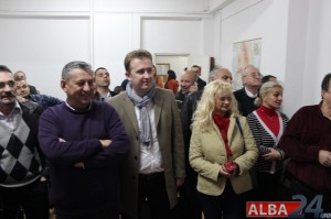 PSD Alba alegeri