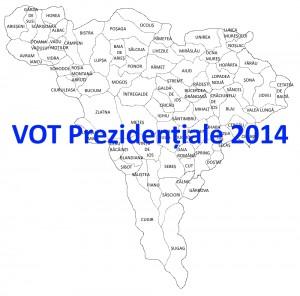 vot prezidentiale 2014