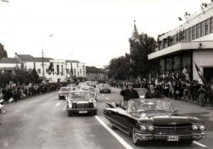 Vizita Ceausescu Alba Iulia 1972_sursa Arhivele Nationale_Fonoteca online a comunismului romanesc_cota 92 1972