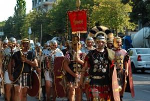 legio IIII scythica