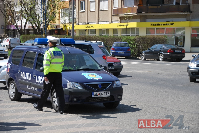 politia locala alba iulia