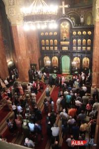 credinciosi catedrala 2015