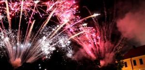 Artificii Sarbatoarea Muzicii 2015