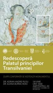 Redescopera Palatul Principilor Transilvaniei