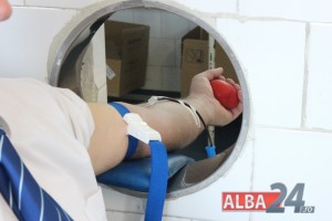 donare sange, centru de transfuzii