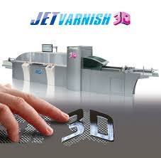 MGI JETvarnish 3D