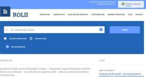 site decizii judecatoresti rolii.ro