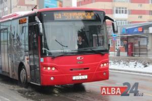 STP, autobuz, statie