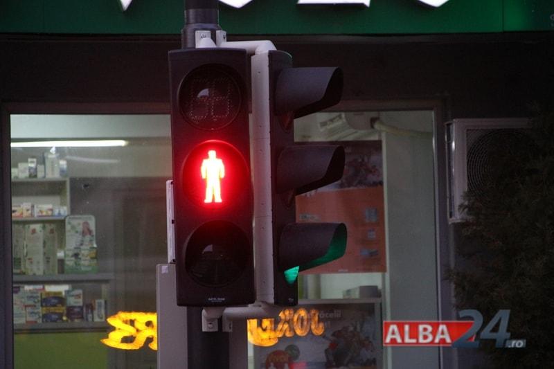 semafor trecere pietoni