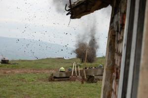 detonari munitie poligon