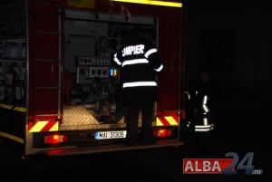 pompieri isu incendiu noaptea_7