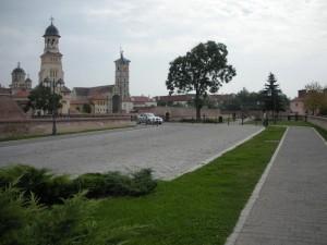 cetatea alba iulia catedrale i
