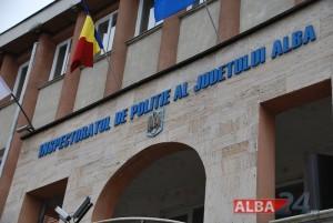 sediu IPJ politia alba