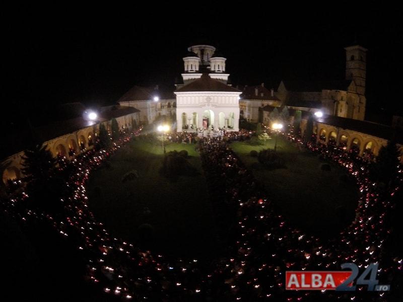 slujba inviere catedrala alba iulia