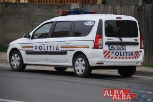 masina politie politia