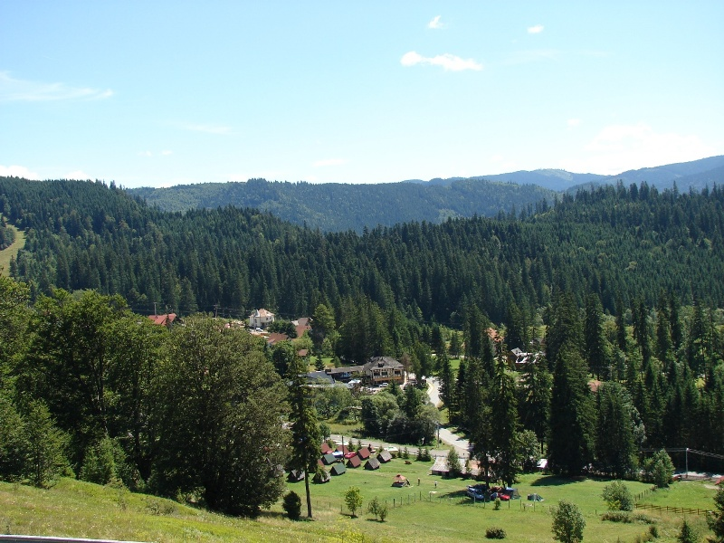 statiune turistica montana