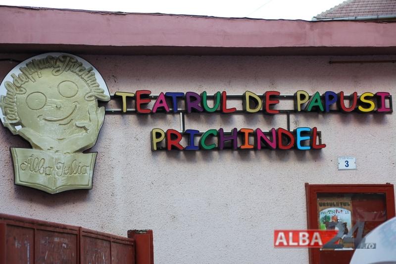 Teatrul de Păpuşi Prichindel Alba Iulia