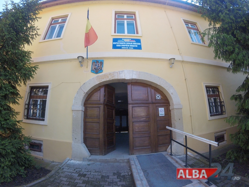 sediul ISJ Alba
