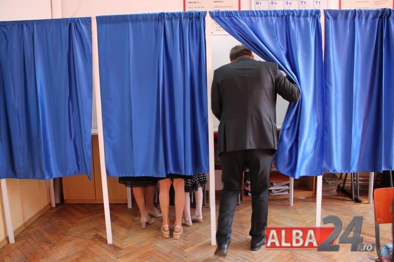 cabina de vot, alegeri, vot